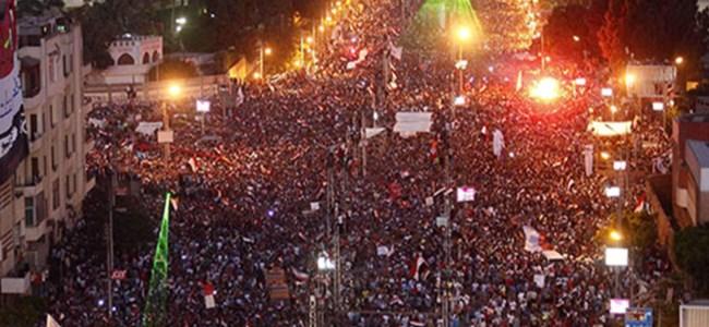 Mısır'da Gerginlik Arttı!