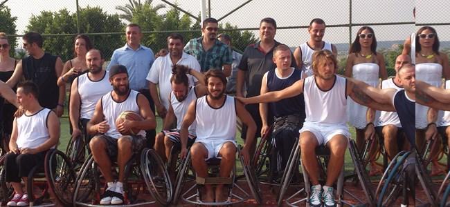 Survivorcılar basketçi oldu
