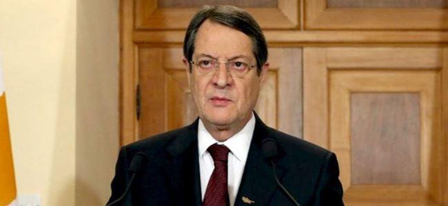 Anastasiadis: Eğer müzakereler Rum tarafı yüzünden biterse…