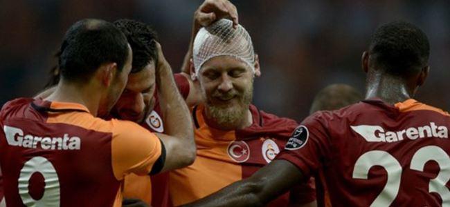 Galatasaray 'Kralsız' ama 'Umut'lu!