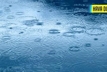 Meteoroloji'den son hava durumu raporu!