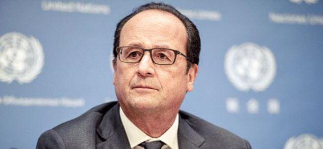 Fransa'dan 'uçuşa yasak bölge' girişimi