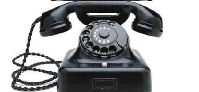 Telefon santrali patladı, telefonlar sustu