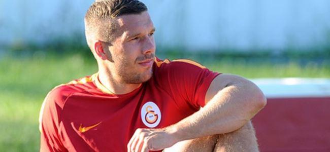 Lukas Podolski Florya'da