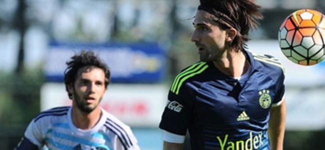 Fenerbahçe'den A2 takımına 8 gol