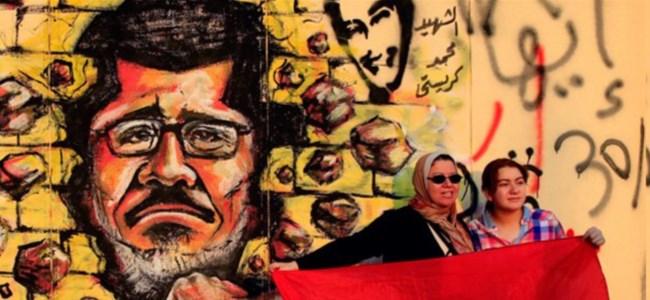 Mursi 'Firar' Suçlamasıyla Yargılanacak
