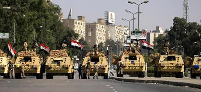 Mursi yanlılarına ateş açıldı ölüler var
