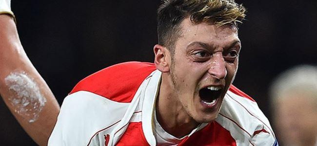 Şampiyonlar Ligi'nde Arsenal sürprizi