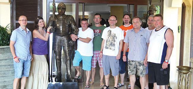 Lambousa'da 365 gün turizm