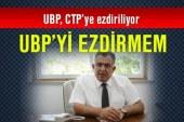 UBP, CTP'ye ezdiriliyor