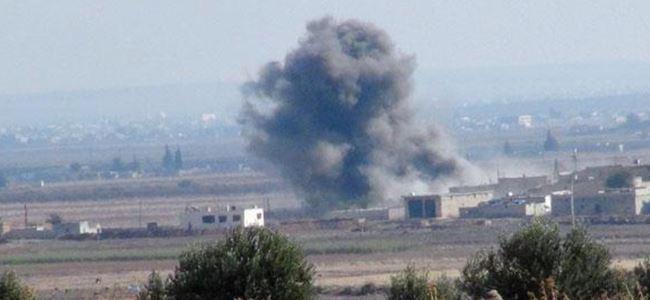 Türkmenlere F-16 desteği