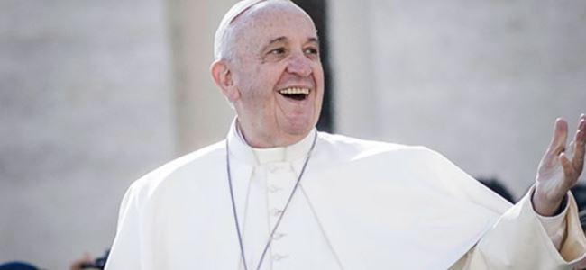 Papa'dan firavun benzetmesi