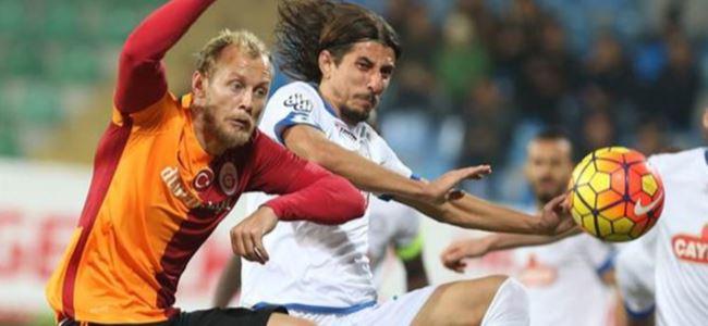 Galatasaray  uzatmalarda yıkıldı