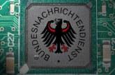 Alman istihbaratı gazetecileri dinliyor iddiası