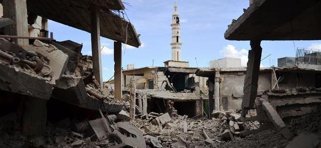 Batı Rusya'nın Suriye planına karşı