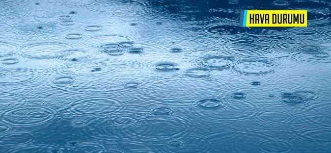 Meteoroloji Dairesi'nden yağmur açıklaması!