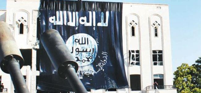 Cerablus'taki IŞİD bayrağı inecek