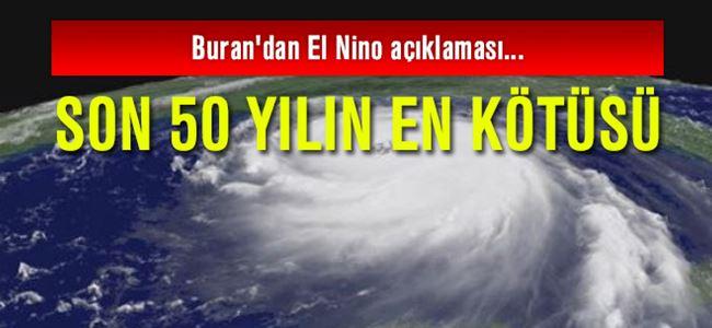 Meteoroloji Dairesi'nden korkutan açıklama!