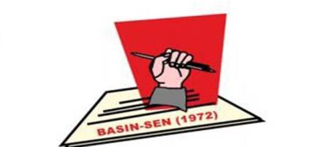Basın-Sen: Dündar ile Gül'ün tutuklanması kabul edilemez