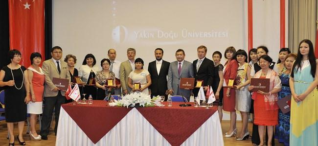 YDÜ 16 Üniversite ile İşbirliği Protokolü İmzaladı