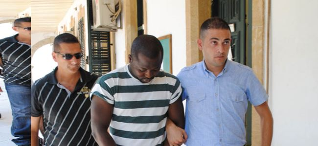 Sahte George tutuklandı