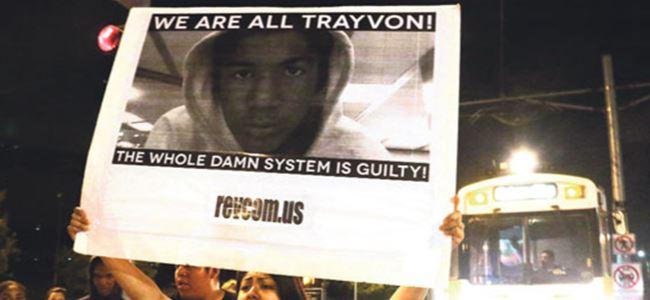 'Siyahsan adalet yok'