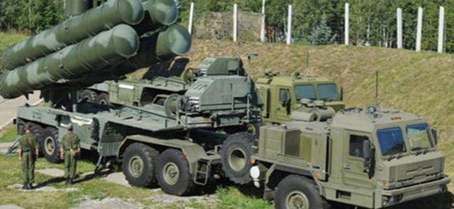 Rusya'dan S-500 hamlesi
