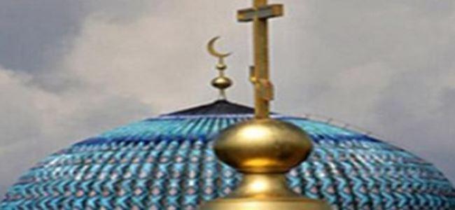Kilisede Kur'an-ı Kerim okundu