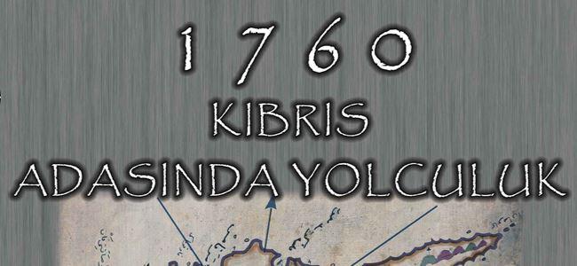 Kıbrıs'la ilgili 250 yıllık kitap Türkçe'ye çevrildi