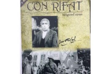 """Sevil Emirzade'nin """"Con Rifat"""" adlı kitabın ikinci baskısı çıktı"""