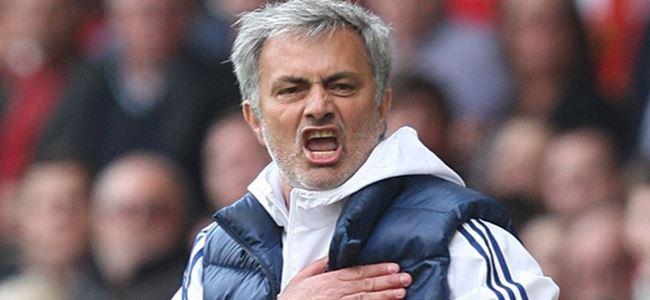 Mourinho'yu 10 dakikada kovdular!