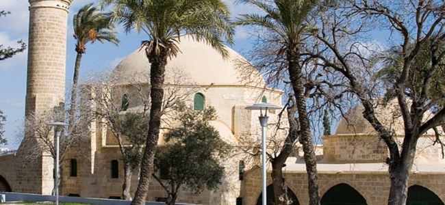 Hala Sultan Tekkesi'nde Yeni Arkeolojik Buluntular
