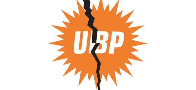 UBP'li gençlerden istifa şoku!