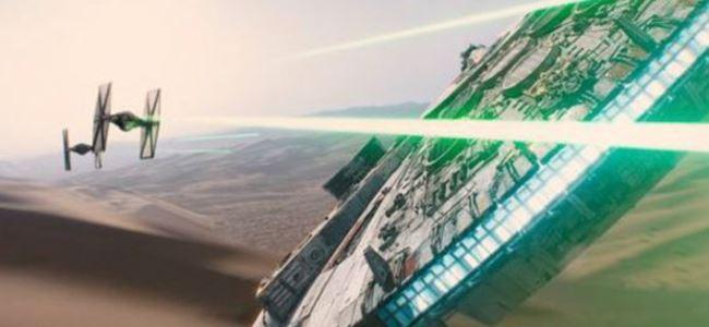 Star Wars: Güç Uyanıyor gişe rekoru kırdı