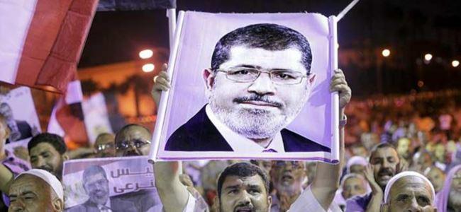 """AB'den """"Mursi'yi serbest bırakın"""" çağrısı"""