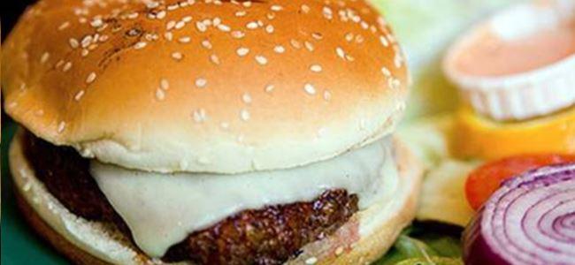 Lüks Bir Otomobil Fiyatına Hamburger