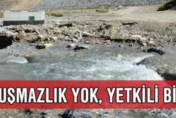 Tarım Bakanı Şahali'den SU YÖNETİMİ açıklaması!
