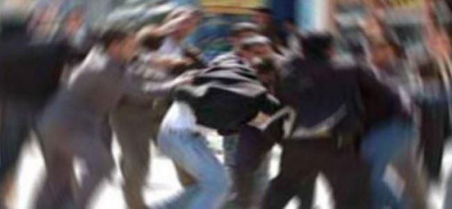Güzelyurt'ta kavgada 1 kişi yaralandı