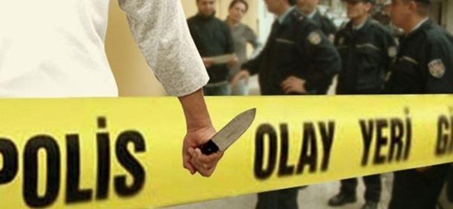 Babasını kaçırıp bıçak çekti!