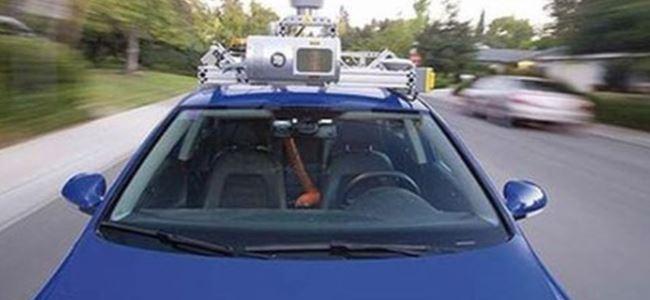 Sürücüsüz Araçlar Geliyor