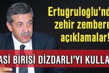 Bakan Ertuğruloğlu'ndan HAVADİS'e zehir zemberek açıklamalar!