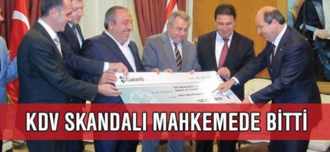 Photo of KDV skandalı mahkemede bitti