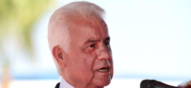 Eroğlu: Kıbrıs'ta  bir işgal  varsa onu  yapan  Rumlardır