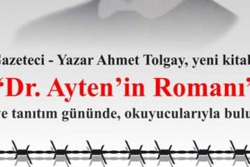 """""""Dr. Ayten'in Romanı"""" Girne'de tanıtılacak"""