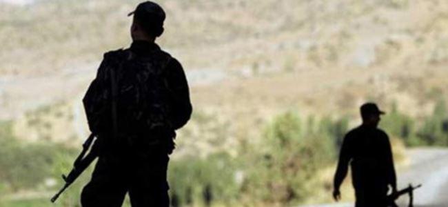 Diyarbakır'da 1 asker şehit