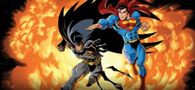 Süpermen ve Batman bir araya geliyor