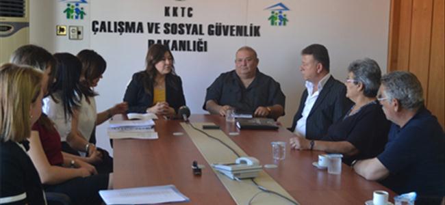 """""""Aile Sosyal Destek Ve Eğitim Projesi' hazırlandı"""
