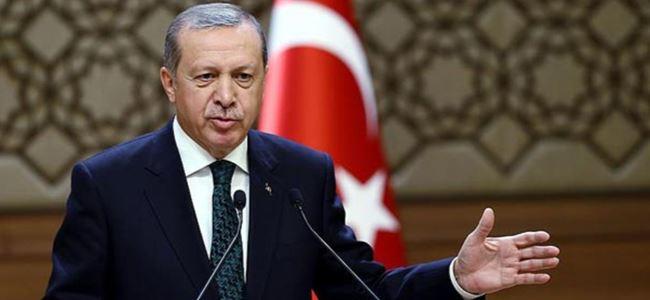 Erdoğan: O iş bitmiştir