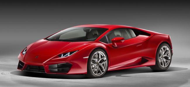 Bir rekor da Automobili Lamborghini'den geldi