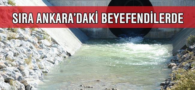 Şimdi de sıra Ankara'daki beyefendilerde